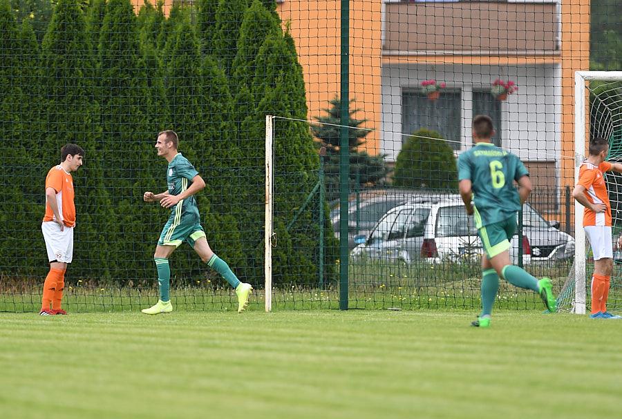 AF Brzoza - Legia Strzelce